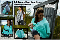 Breastfeeding / Nursing Cover