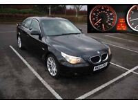 BMW e60 2004 78000 ( fully loaded )