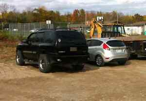 Lifted gmc envoy.. Trade for sled Peterborough Peterborough Area image 3