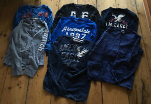 Large Lot boys size 14 brand name clothes