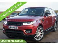 LAND ROVER RANGE ROVER SPORT 3.0 SDV6 AUTOBIOGRAPHY DYNAMIC 1 LADY OWNER + FMDH