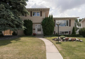 Four Bedroom Four Level Split Home Backing Onto Golf Course