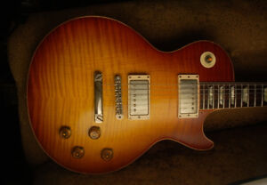 2012 Mint Gibson Les Paul 1959 Historic Reissue, Murphy Aged