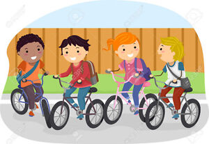 IM LOOKING FOR 2 CHILDRENS BIKES