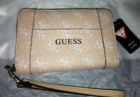 Rose Coloured GUESS Cell Phone Wallet NEW w Tags