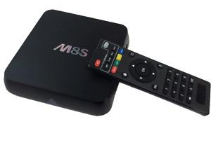 OTT M8S ANDROID TV BOX