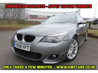 2008 BMW 520 2.0TD Auto d M Sport Touring - KMT Cars