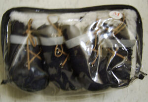 Fashion Pet dog tie up boots XL(extra large)