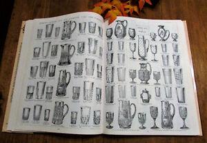 Silber & Fleming Glass & China Book – Hardcover Wordsworth 1990 Kitchener / Waterloo Kitchener Area image 6