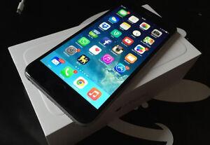 iPhone 6-*128GB *B/NEW *UNLOCKED *BLACK/GRAY*APPLE PLUS 2017-10