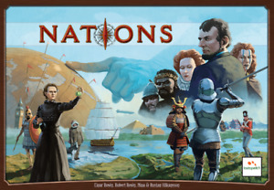 Nations the board game (~44% off)
