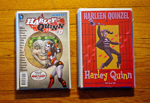 Harley Quinn vol. 2, 0 - 30, annual 1, and more