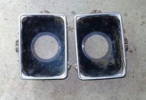 1979 Bronco Headlight Buckets