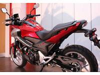 Honda NC750 745cc XA 2018 DCT Adventure Sport