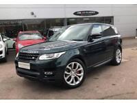 2014 Land Rover Range Rover Sport AUTOBIOGRAPHY DYNAMIC SDV8 4.4 | 7 SEATS | Die