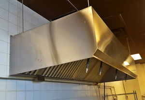 NEW Restaurant Grease Hood