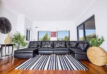 BRAND NEW ENORMOUS LEATHER MODULAR SOFA INCL PERTH DELIVERY Bayswater Bayswater Area Preview