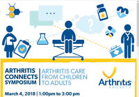 Arthritis Connects Symposium - Care from Children to Adult