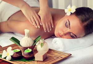 $50 Massage Deal for Women in SPA , at home or Hotel