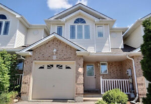 TOWNHOUSE BACKING CONSERVATION SOUTH OF GUELPH FOR RENT