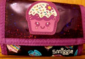 Smiggles rucksack, P.E bag &wallet