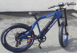 Remarkable High-end Electric Bike