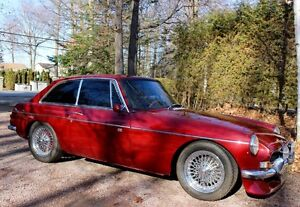 1967 MGB GT Supercharged Spectacular