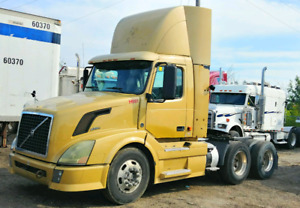 2007 volvo day cab truck on sale