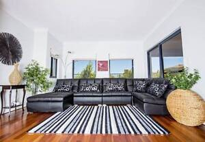 Brand New Huge Leather Modular Chaise Sofa FREE METRO DELIVERY Bayswater Bayswater Area Preview