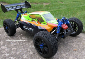 New RC Car / Buggy  EB6 Brushless Electric 1/8 TOP  LIPO 4WD