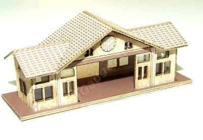 T Gauge Station Building Kit