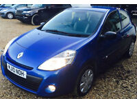 Renault Clio 1.2 16v 2009MY Extreme. GUARANTEED FINANCE payment between £18-£36