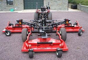 Allied Farm King 650 Triplex NOT JD Kubota Ford New Holland