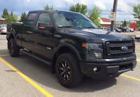 2013 FX4 EcoBoost Max Tow