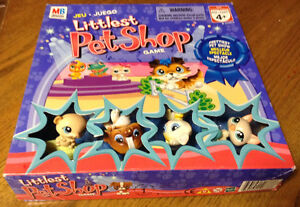 LITTLEST PET SHOP BOARD GAME 4 PET SHOP INCLUDED Gatineau Ottawa / Gatineau Area image 1
