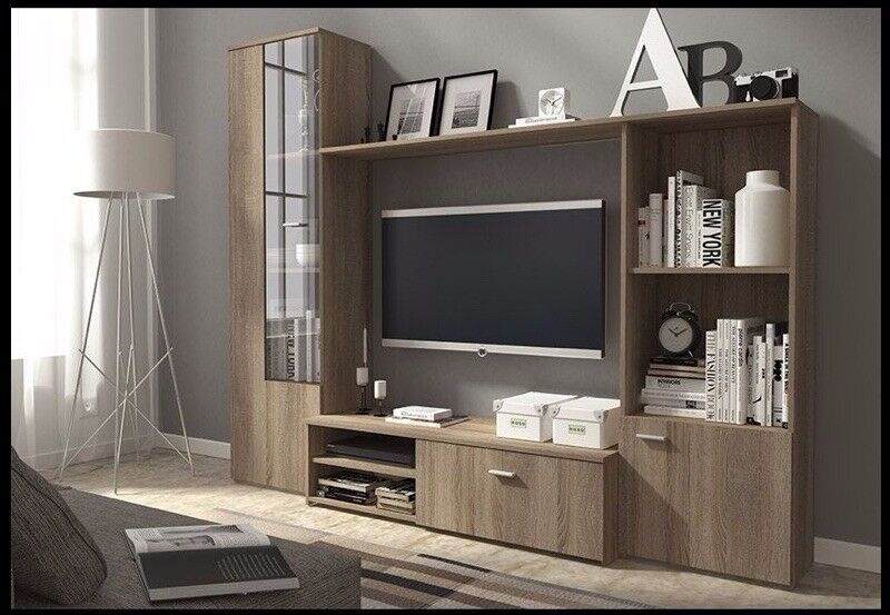Living Room Furniture TV Unit