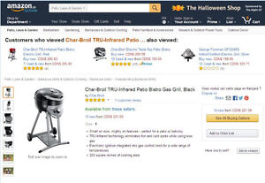 $229 RETAIL!!!  Char-Broil TRU-Infrared   BBQ SEE VIDEO Kitchener / Waterloo Kitchener Area image 5