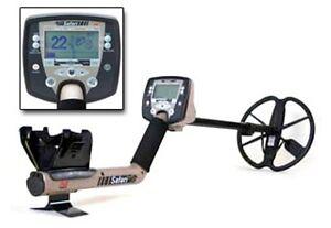 NEW Minelab Safari Metal Detector (3 Years Warranty)- DETECNICKS LTD