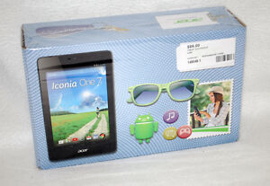 Acer Iconia One 7 B1-730 8GB Wi-Fi Tablet