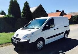 Peugeot Expert 1.6HDi 90, NO VAT, ONLY 84,000 MILES