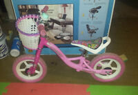 Girls norco run bike