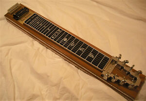 8 String Steel Guitar