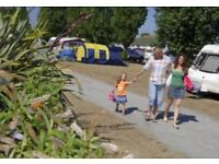 Camping and touring seasonal pitch for the whole family Breydon Water