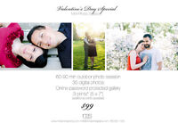 Valentines's Day Photo Session (Special Price)