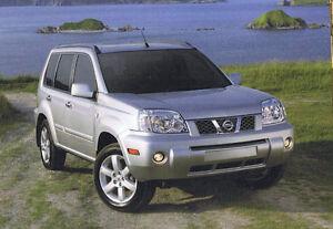 2006 Nissan X-trail Bonavista SUV, Crossover