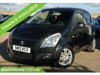 2012 SUZUKI SPLASH 1.2 SZ4 5D AUTOMATIC 95BHP FULL HISTORY + JUST SERVICED