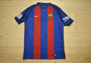 Authentic Barcelona 2016 2017 Home Jersey (NEW)