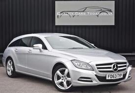 Mercedes CLS 250 CDI BlueEFFICIENCY Shooting Brake Estate Diesel