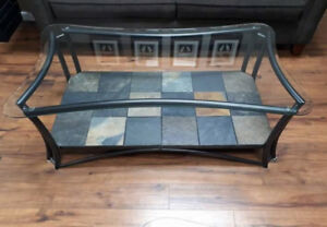 3 pc living room table set