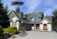 For All Kelowna Roofing Services - New Roof or Roof Repairs